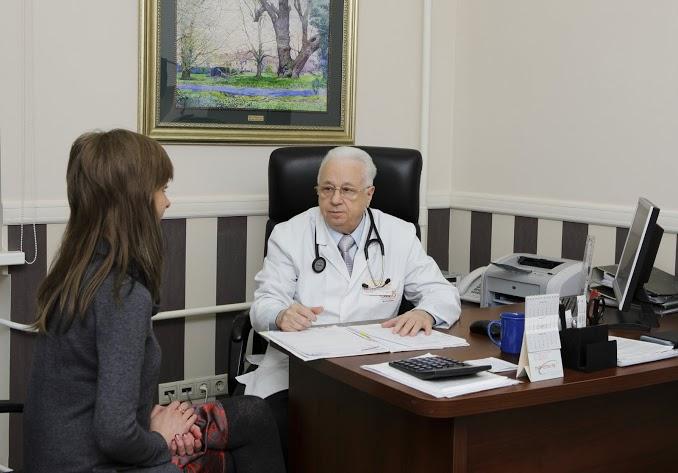 Хронический гастрит - доктор